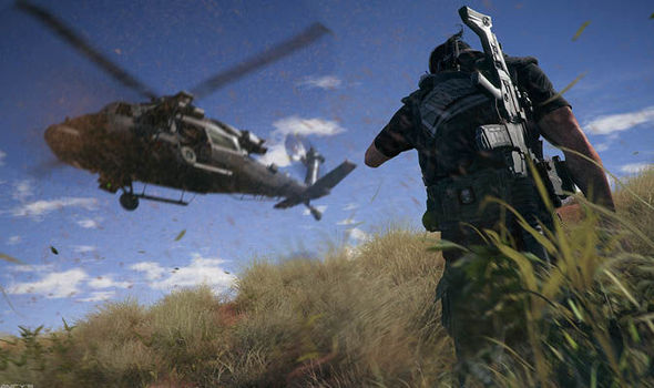 Ghost Recon Wildlands update day one patch release date beta