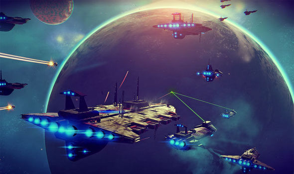 No Man's Sky 1.23 update PS4 games PC Hello Games