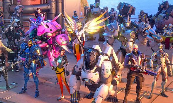 Overwatch NEWS Blizzard update Orisa patch map editor