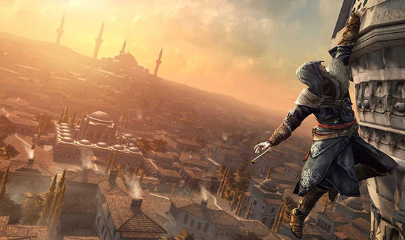 Assassin's Creed Revelations on Xbox 360