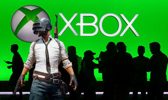 PUBG Battlegrounds Xbox One update