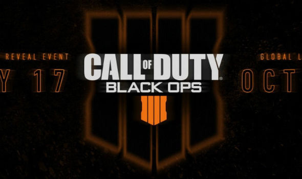 The Black Ops 4 reveal is coming later today