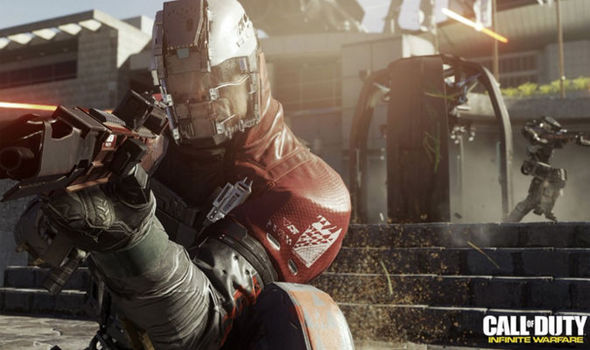 A new Call of Duty Infinite Warfare update is rolling out