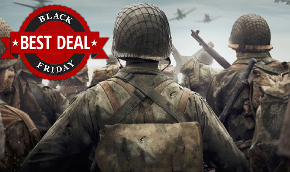 Call of Duty WW2 Black Friday sales