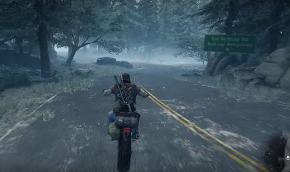 PS4 games boost as Sony release new Days Gone gameplay demo   Gaming     New Days Gone footage from Sony
