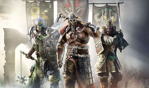 For Honor PS4 Xbox One PC screenshot