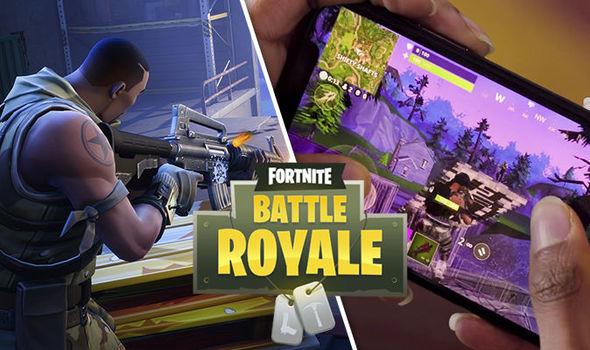 Fortnite Battle Royale Android