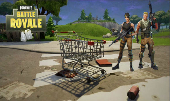 All Golf Cart Locations Fortnite Map | Carbk co