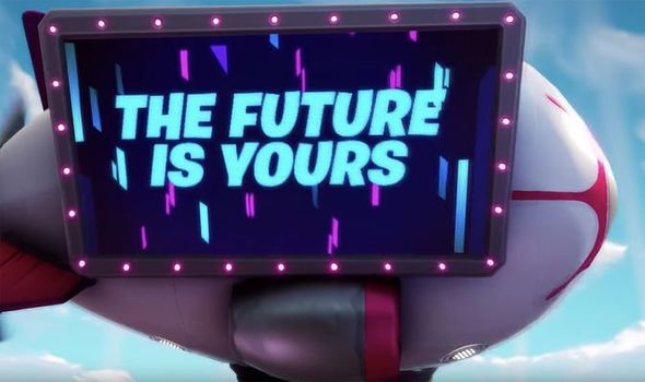 Fortnite season 9 future theme