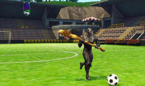 Fortnite soccer fields: Where are all the soccer fields? How to find the soccer fields?