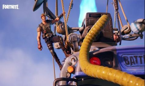 Fortnite update 16.0 patch notes