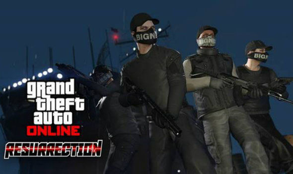 The new GTA 5 Online update are now live on PS4, Xbox One and PC