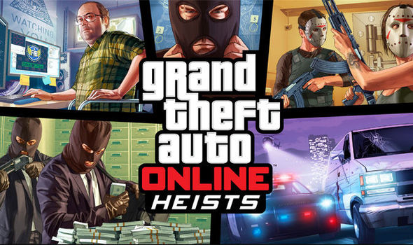 Gta 5 Rockstar S Most Successful Online Heists Mission Yet Revealed Gaming Entertainment Express Co Uk