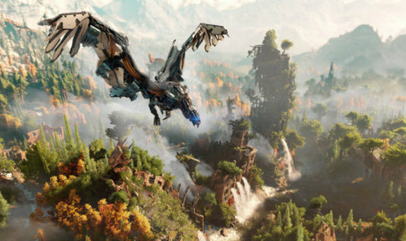 The Horizon Zero Dawn release date has reportedly come early for some gamers