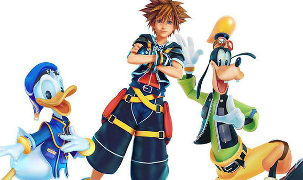 Kingdom Hearts 3 PS4 Xbox One