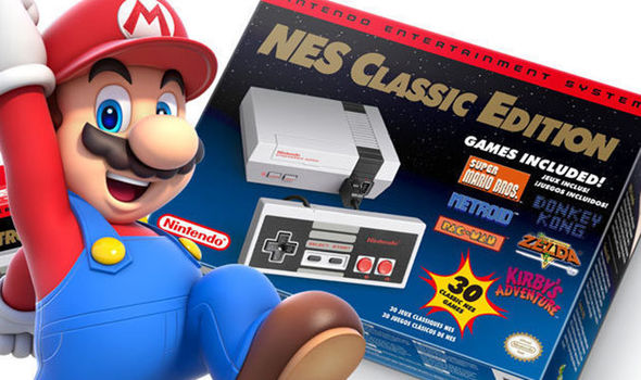 Nintendo Classic Mini NES UK stock update