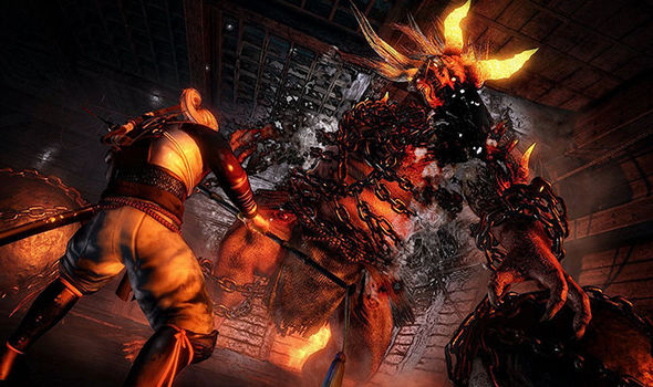 Nioh PS4 review screenshot