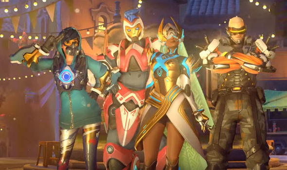 The Overwatch Anniversary event will be followed by a new hero launch