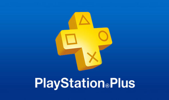 PS Plus April 2017 logo