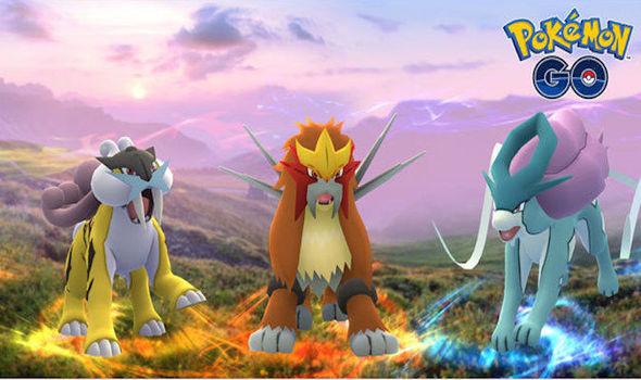 Pokemon Go Legendary Raid