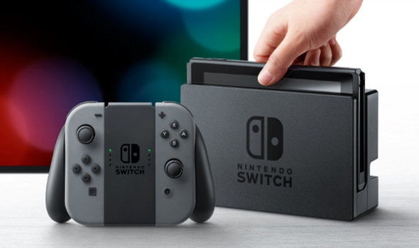 The new Pokemon Switch game for 2018 revealed?