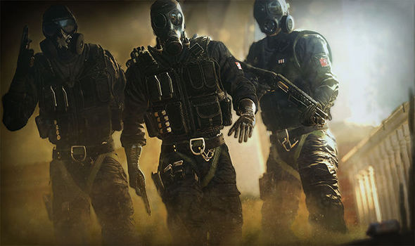 Rainbow Six Siege PS4, Xbox One, PC update