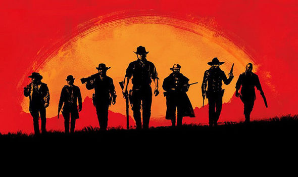 Red Dead Redemption 2 concept art PS4 Xbox One