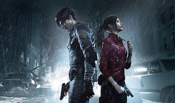 Image result for resident evil 2 remake