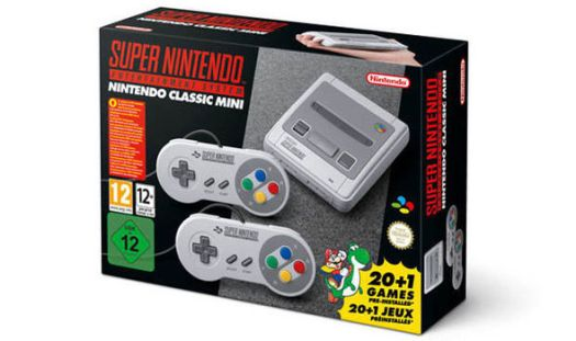 SNES Classic news this week includes a big stock update for fans