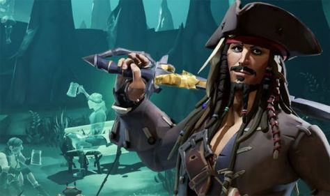 Sea of Thieves Pirate's Life