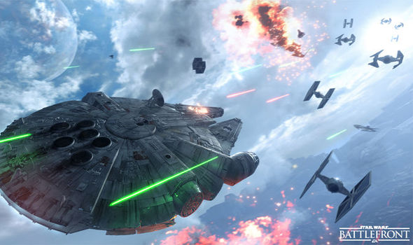 Star Wars Battlefront 2 will be playable at EA Play this year