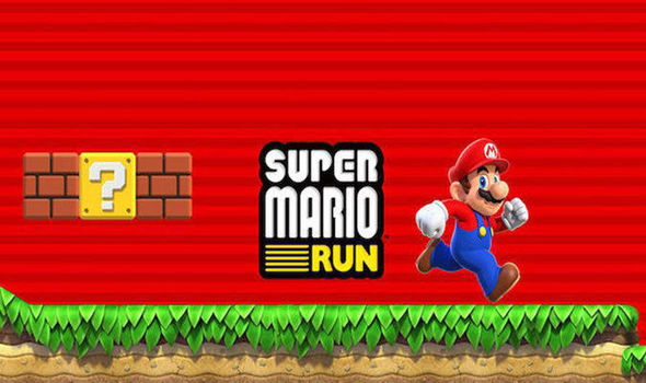 Super Mario Run on Android can be downloaded right now, for some users