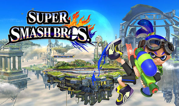 Super Smash Bros Nintendo Switch release date NEWS   Overwatch to     Super Smash Bros for Nintendo Switch Splatoon