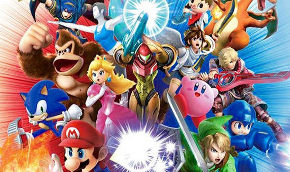Super Smash Bros Ultimate characters REVEALED   Release date for     Super Smash Bros Ultimate
