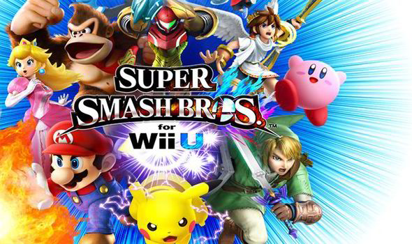 Ten Smash Super Games Bros Wars Wii Star Top
