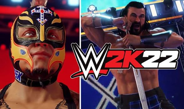 WWE 2K22 release date delayed - Is this the end of the WWE and 2K partnership? | Gaming | Entertainment | Express.co.uk