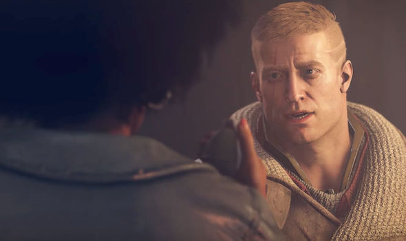 Image result for wolfenstein the new colossus 2017