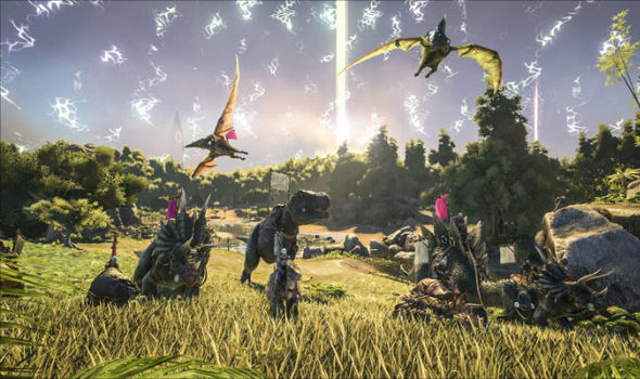 The new ARK Survival Evolved PS4 update is now live to download