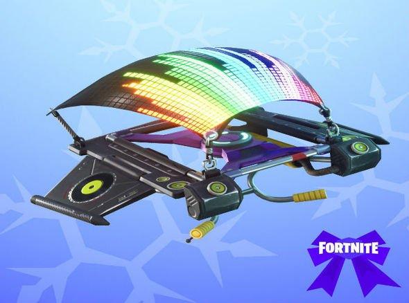 All the best Fortnite challenge rewards are back