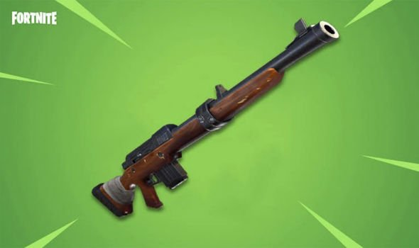 Fortnite Hunting Rifles have been vaulted