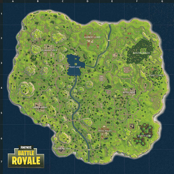 Fortnite Map Update COUNTDOWN Battle Royale Patch V22