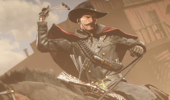 Red Dead Redemption 2 update