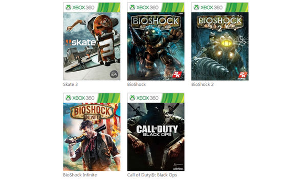 Xbox One Backward Compatibility April Games Revealed As