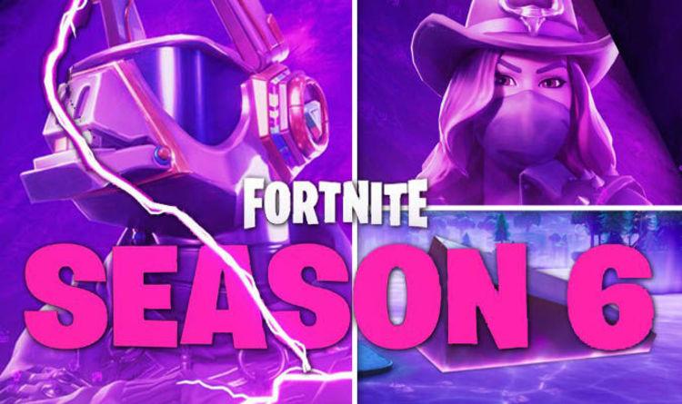 Fortnite season 6 COUNTDOWN: Release date, time, skins