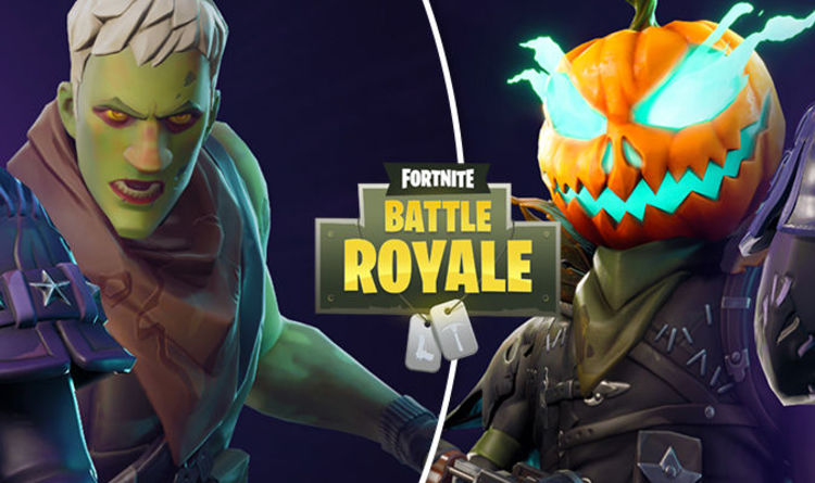 Fortnite 6 20 Leaked Skins Release Dates Here S When Halloween