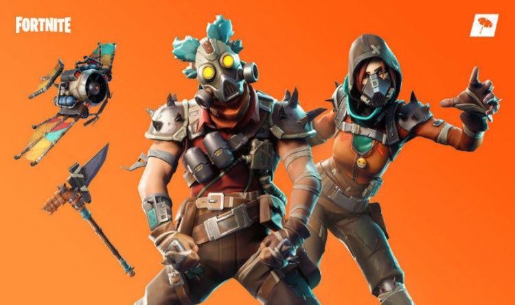 Fortnite Shop TODAY: New Leaked Season 6 skins LIVE in Epic