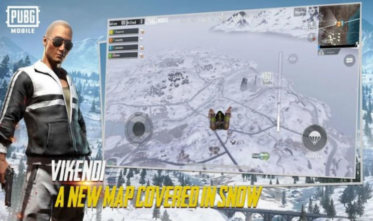 PUBG Mobile Vikendi Map Release Date NEWS And 0100 Update Download Gaming Entertainment