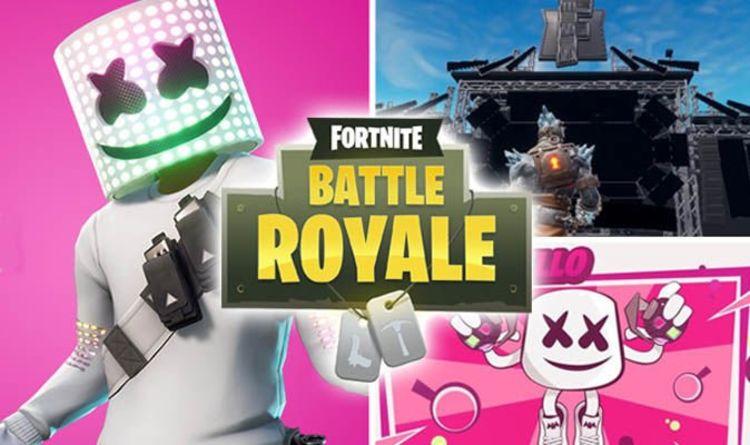 Fortnite Marshmello Event Countdown Start Time Venue Stream