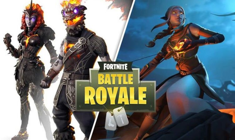 Fortnite 8 20 Leaked Skins Lava Legends Bundle Buccaneer Prickly