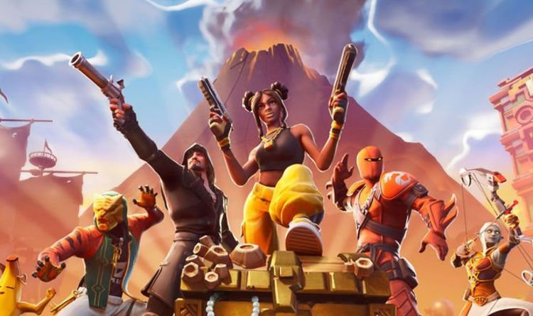 Fortnite Update Server Status Down As Epic Games Prime Patch 8 40